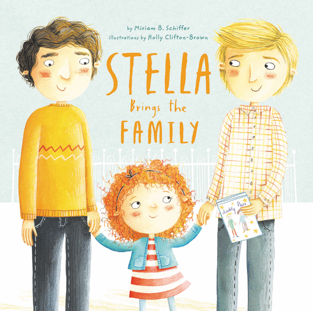 How Stella got her groovy family