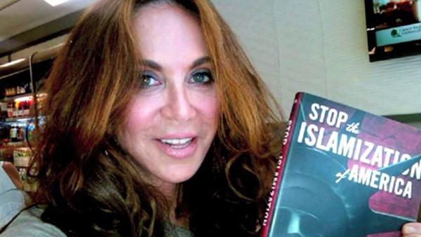 Geller accuses media of enforcing Sharia Law