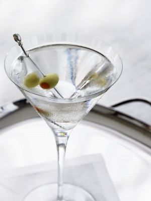 Cocktail Friday: National Martini Day Edition