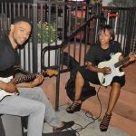 8-On-the-Block---Playing-tunes