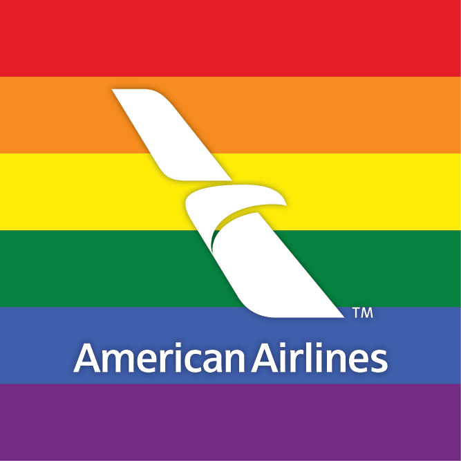 Something special in the air: American Airlines celebrates Pride
