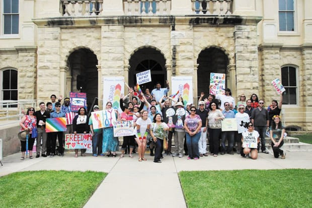 Bell County holds  first-ever LGBT PrideBell County holds  first-ever LGBT Pride
