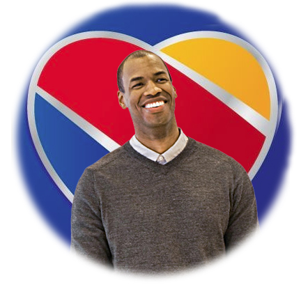 Southwest Airlines brings in Jason Collins for Pride Month event