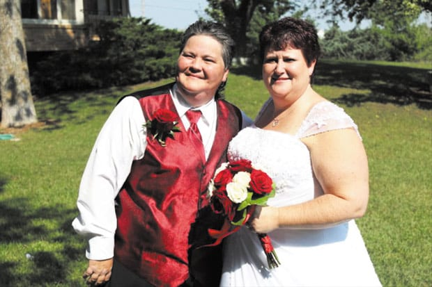 DPS refuses to  issue license in  married name