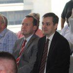 Councilmen Philip Kingston and Scott Griggs