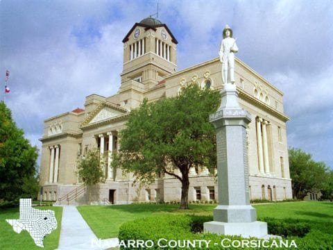 BREAKING: Navarro County now issuing marriage licenses