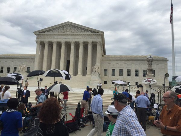 Supreme Court rulings benefit the LGBT community