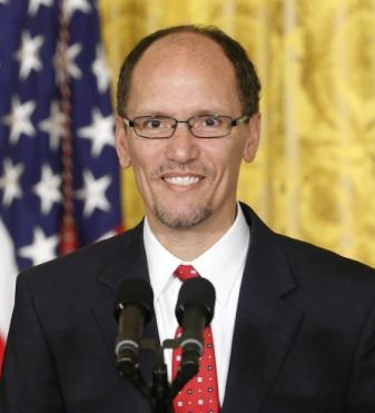 Labor Secretary Tom Perez: Promoting opportunity for all Americans