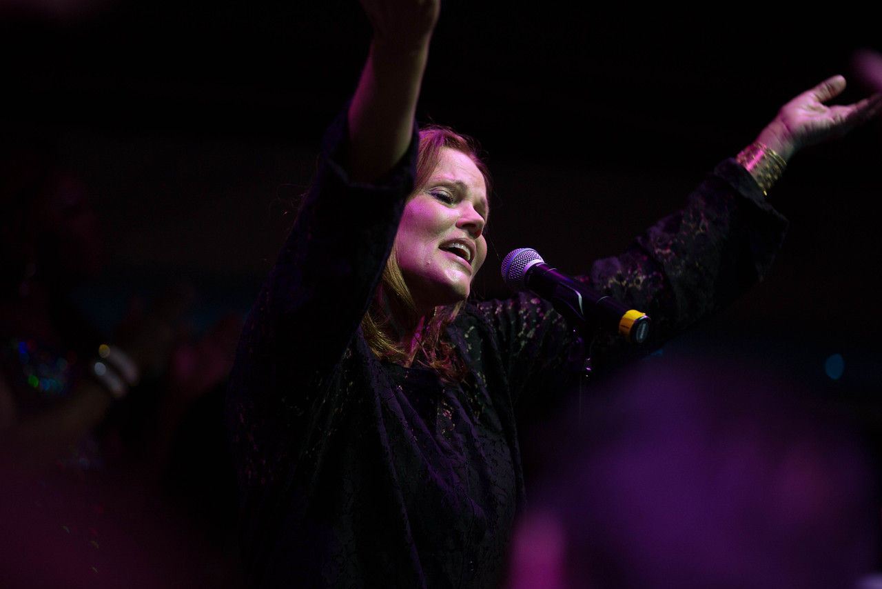 Belinda Carlisle at MetroBall 2015