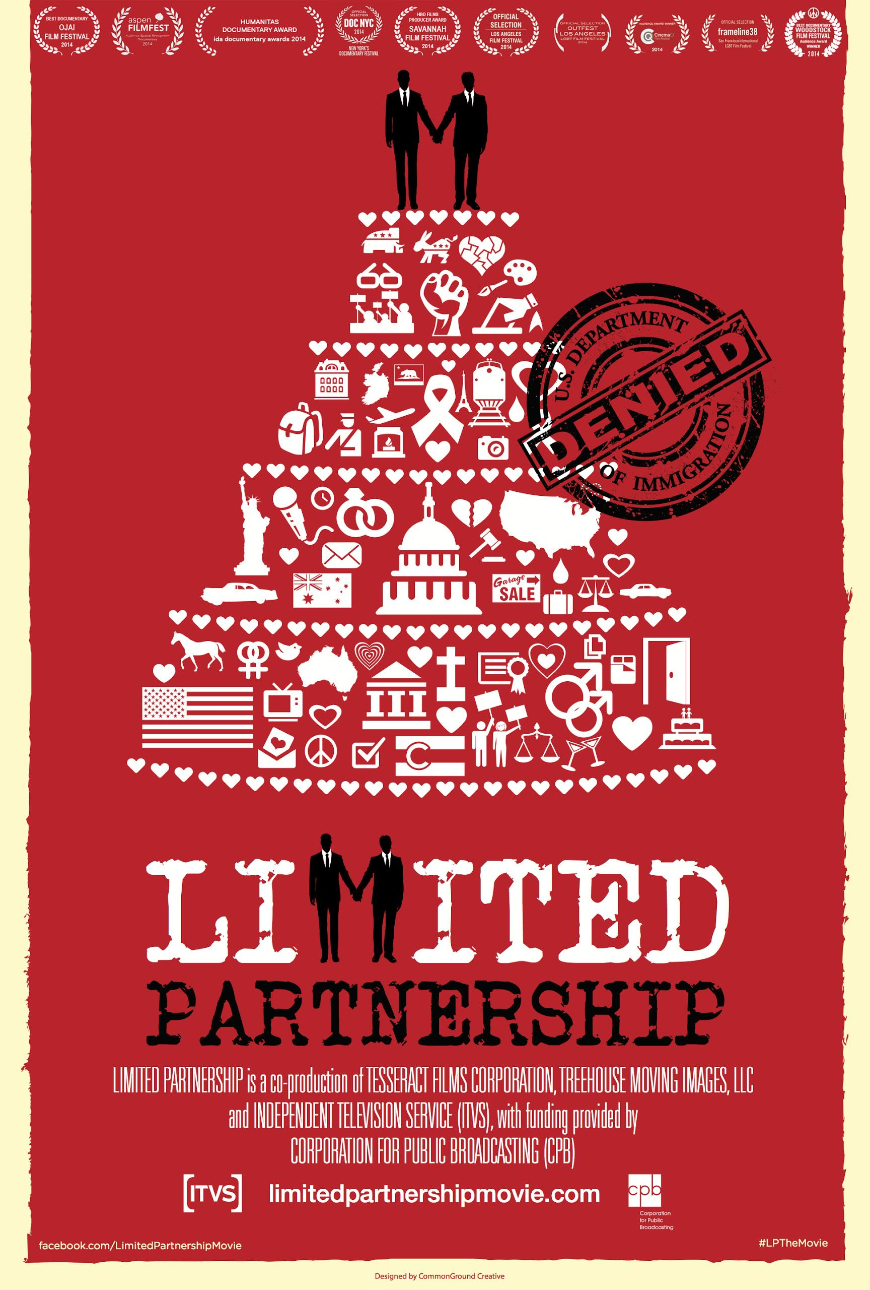 'Limited Partnership' airs tonight on Channel 13