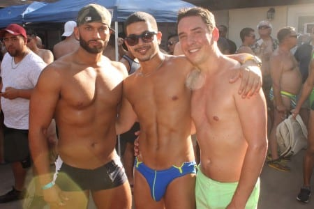 PHOTOS: Weekend at the pool!