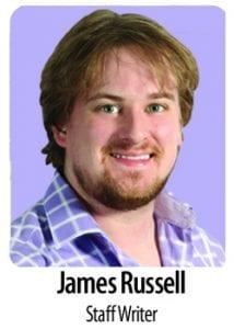 James Russell column