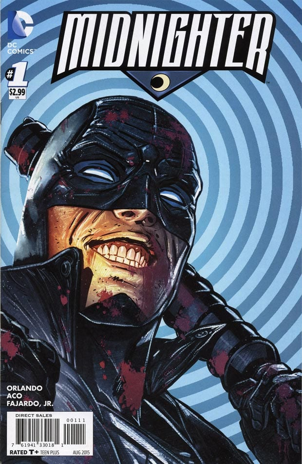 Midnighter in the garden of gay & evil