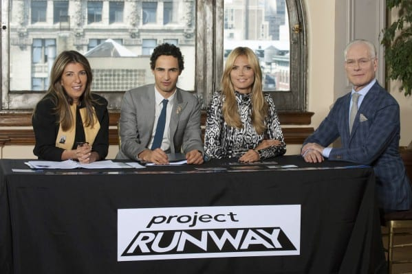 Project runway judgesjpg