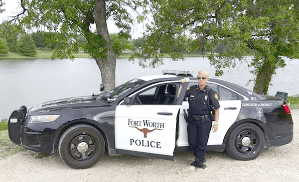 FWPD officer rescues drowning man