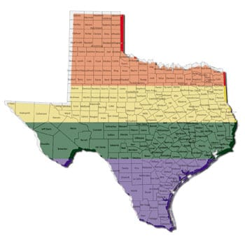 Texas-Counties