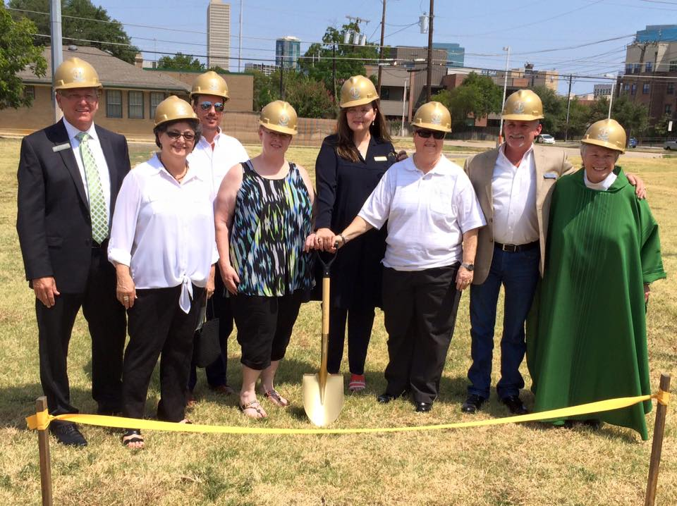 Celebration Community Church in Fort Worth breaks ground on expansion