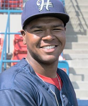 Major League Baseball gets its first openly gay active player in David Denson