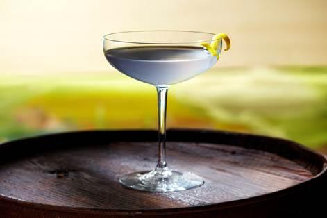 Cocktail Friday: Flor de Violette