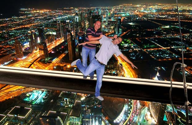 Jason-and-Tony-at-Top-of-the-Burj-Khalifa-Dubai_Oct-2014