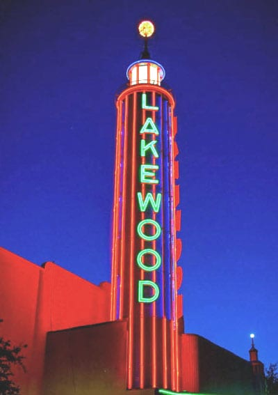 Lakewood Theater threatened because why save anything worth saving?