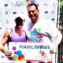 25 Stories of LifeWalk: Barry Robertson