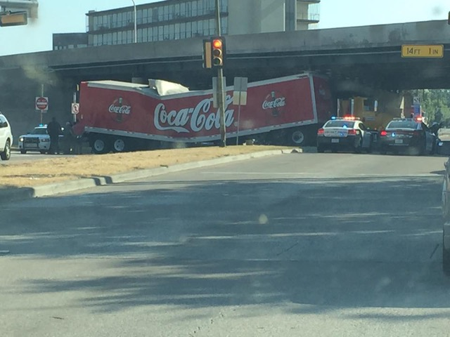 As if there's not enough spilled coke on Wycliff already
