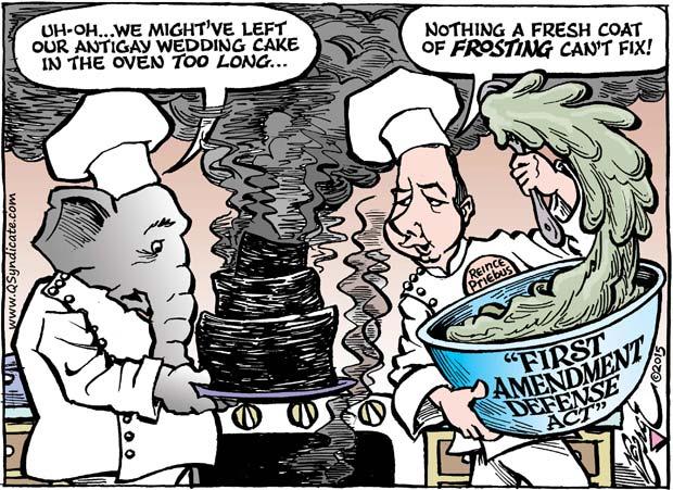 Editorial Cartoon • 08-28-15