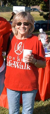25 Stories of LifeWalk: Carla Gray
