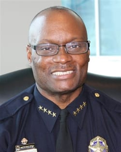 Chief David O. Brown
