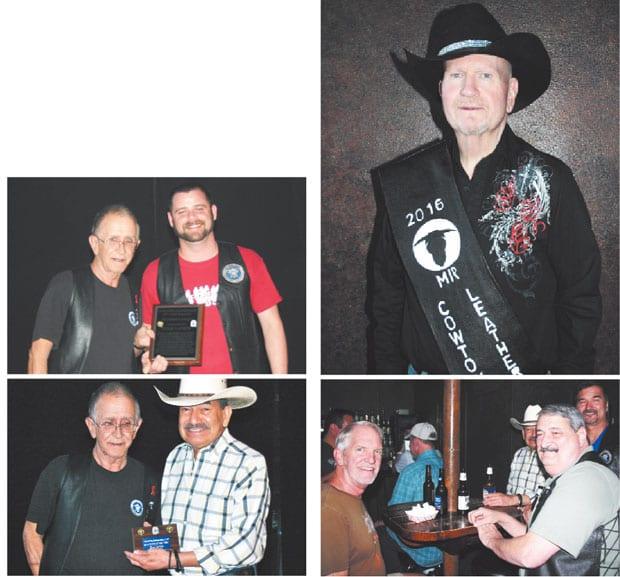 Cowtown Leathermen honor members