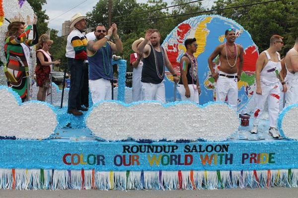 2015 Alan Ross Texas Freedom Parade