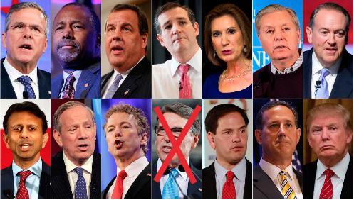 A debate watcher's guide to batshit-crazy Republicans!