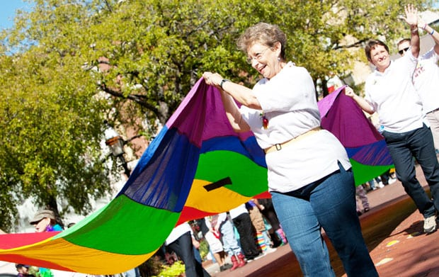 fort worth gay pride picnic
