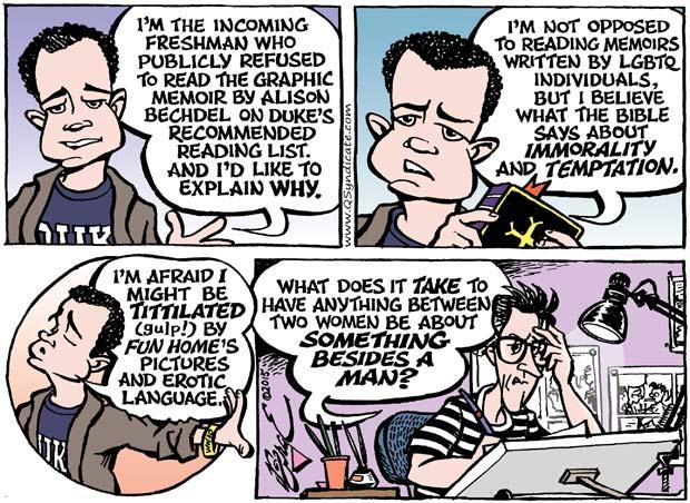 Editorial Cartoon • 09-04-15