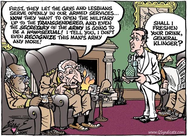 Editorial Cartoon • 09-25-15