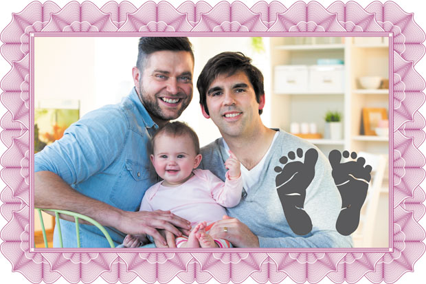 Texas gaybies now get both parents on their birth certificates