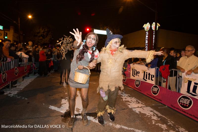 Cedar Springs Halloween Block Party (Part 2)
