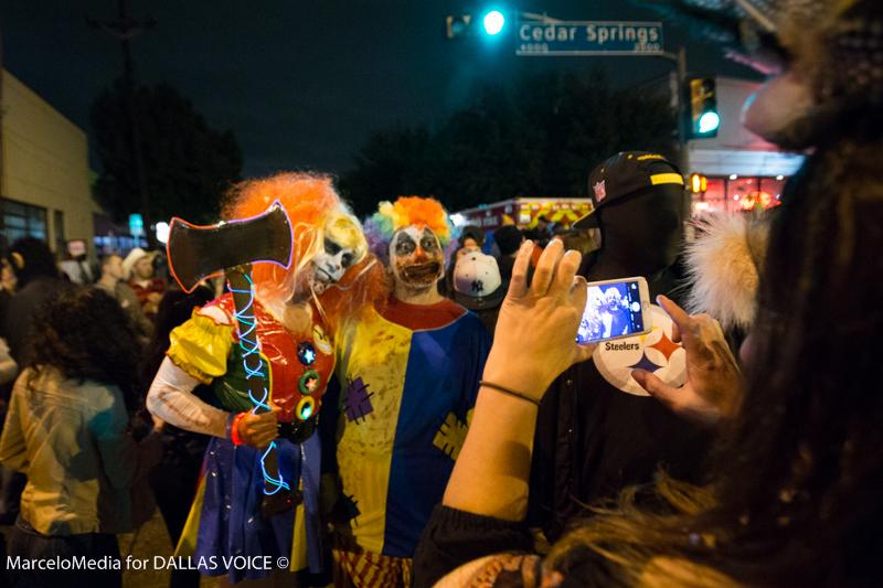 HALLOWEEN! Chuck Marcelo recaps the Cedar Springs Block Party in photos (Part 1)
