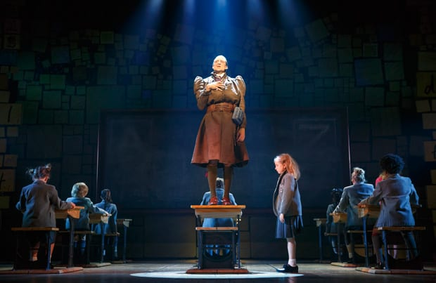 Stage review: 'Matilda'