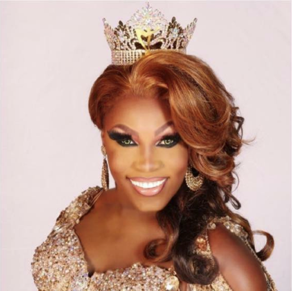 Congratulations Asia T. O'Hara, Miss Gay America 2016