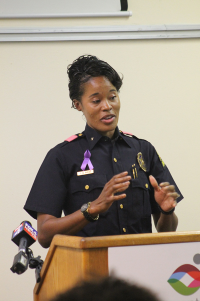 Oak Lawn safety discussed at packed house