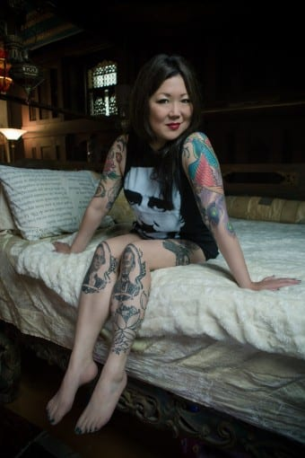 The Cho must go on: Margaret Cho's psyCHO tour