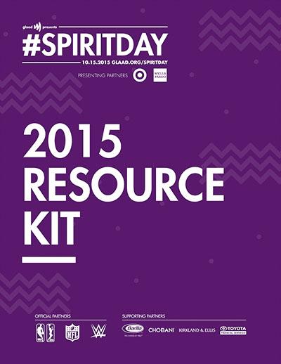 Thursday is Spirit Day