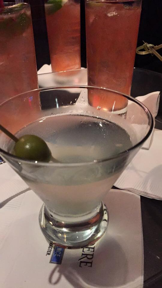Cocktail Friday: Spectre Martini