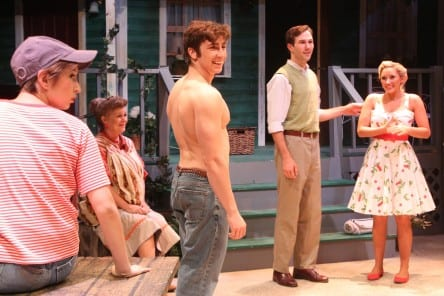 Stage reviews: 'Grand Hotel,' 'Picnic'
