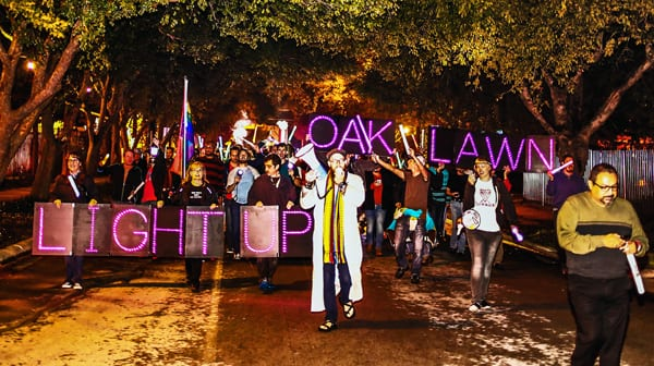 Rally planned Sunday outside DPD headquarters to protest lack of response to Oak Lawn attacks