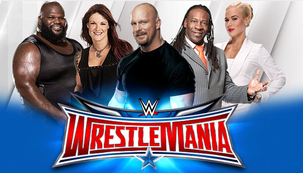 Get your Wrestlemania tickets early!