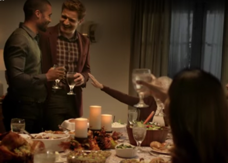WATCH: With the help of advertising, gays are (finally) the new normal
