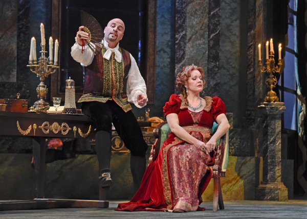 OPERA REVIEW: 'Tosca'